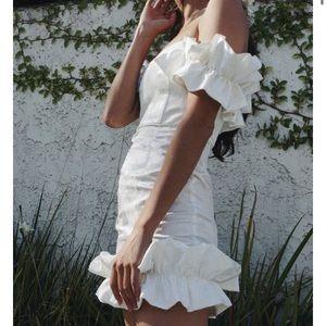 V.Chapman Hollyhock dress